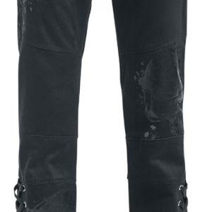 Comprar Vixxsin Pantalones Acampanados Adrian Pantalones Negro
