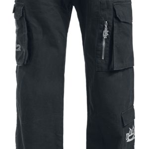 Comprar Five Finger Death Punch EMP Signature Collection Pantalones Negro