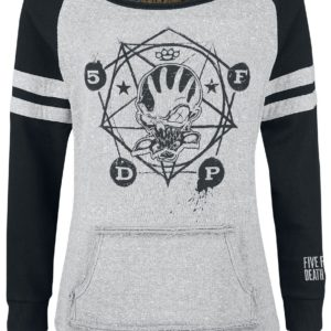 Comprar Five Finger Death Punch EMP Signature Collection Sudadera mujer gris/negro