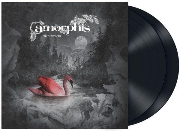 Comprar Amorphis Silent waters 2-LP standard