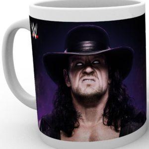 Comprar WWE Undertaker - Deadman Forever Tazas Blanco