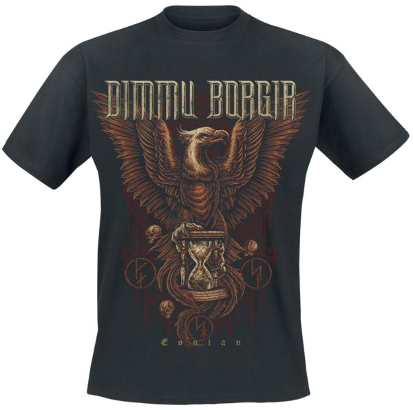 Comprar Dimmu Borgir Dark Phoenix Camiseta Negro