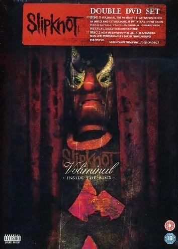 Comprar Slipknot Voliminal: Inside the nine 2-DVD standard