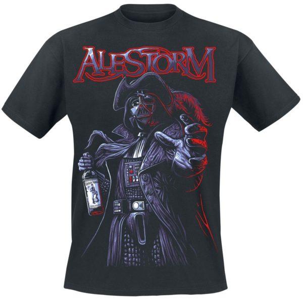 Comprar Alestorm Lack Of Rum Camiseta Negro
