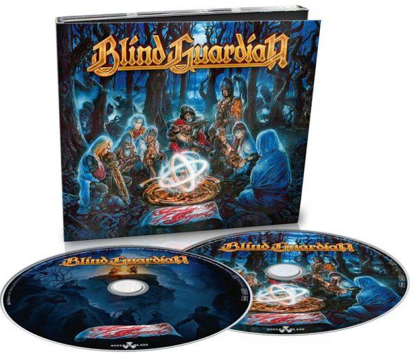 Comprar Blind Guardian Somewhere far beyond 2-CD standard