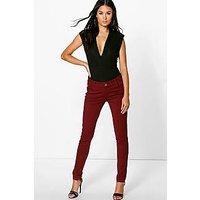 Comprar Pantalones super skinny elásticos en punto roma