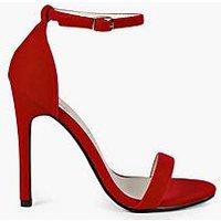 Comprar Zapatos de tacón muy fino de antelina