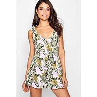 Comprar Maternity Tropical Print Flippy Short