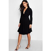 Comprar Maternity Long Sleeve Swing Dress