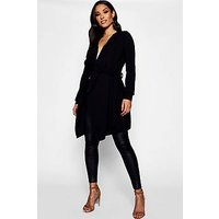 Comprar Maternity Waterfall Belted Duster Jacket