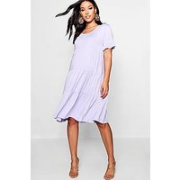 Comprar Maternity Tiered Ruffle Smock Dress