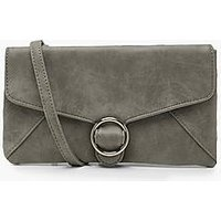 Comprar Ring Buckle Clutch With Strap