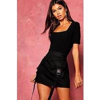 Comprar Woven Cargo Utility Pocket Mini Skirt
