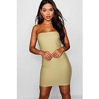 Comprar Vestido mini bandeau en varios tonos