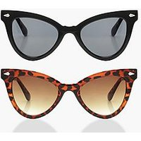 Comprar 2 Pack Classic Cat Eye Sunglasses