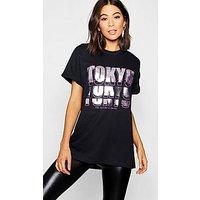 Comprar Camiseta metálica con eslogan