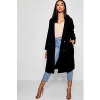 Comprar Abrigo de efecto lana ancho