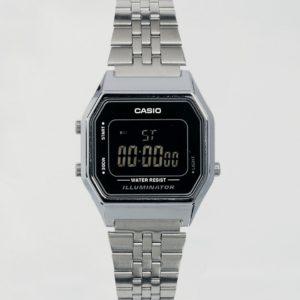 Comprar Reloj mini digital con esfera negra LA680WEA de Casio