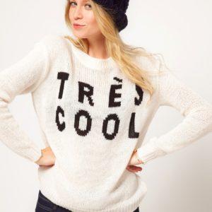 Comprar Suéter Tres Cool de ASOS