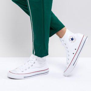 Comprar Zapatillas hi-top blancas All Star de Converse
