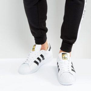 Comprar Zapatillas de deporte blancas Superstar C77124 de adidas Originals