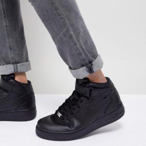 Comprar Zapatillas de deporte abotinadas en negro 315123-001 Air Force 1 '07 de Nike
