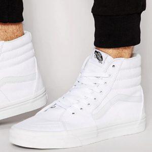 Comprar Zapatillas de deporte blancas Sk8-Hi VD5IW00 de Vans