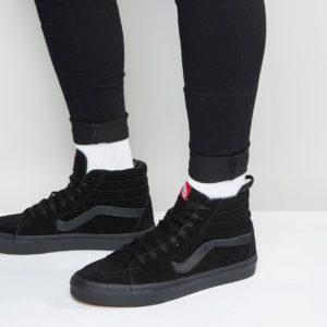 Comprar Zapatillas de deporte de ante en negro Sk8-Hi VD5IBKA de Vans