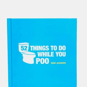 Comprar Libro 52 Things To Do While You Poo