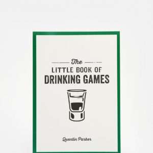 Comprar Libro The Little Book of Drinking Games