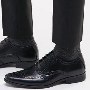 Comprar Zapatos Oxford negros de ASOS
