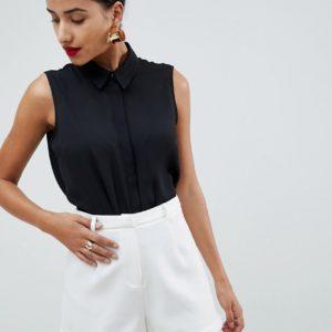 Comprar Camisa suave sin mangas de ASOS DESIGN