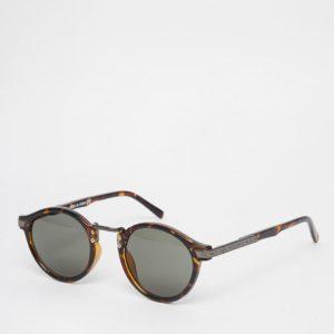Comprar Gafas de sol redondas de efecto vintage de ASOS DESIGN