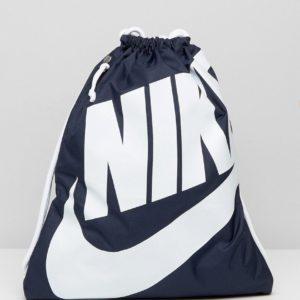 Comprar Mochila con cordón ajustable en azul ba5351-451 Heritage de Nike