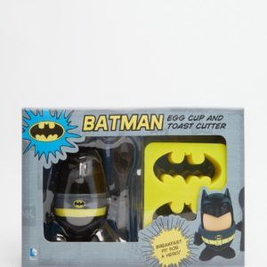 Comprar Cortador de tostadas y huevera con diseño de Batman