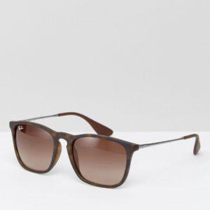 Comprar Gafas de sol estilo wayfarer con abertura en forma de cerradura 0RB4187 de Ray-Ban
