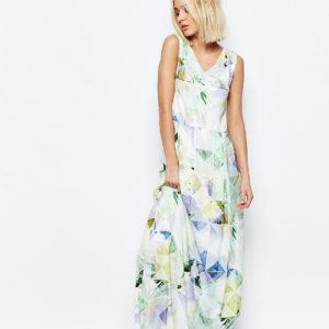 Comprar Vestido con diseño floral Machina de Every Cloud