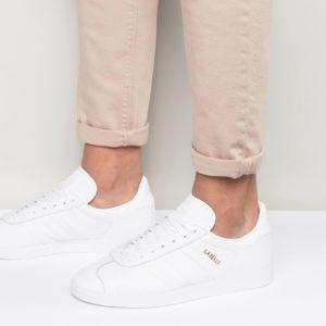 Comprar Zapatillas de deporte blancas Gazelle BB5498 de adidas Originals