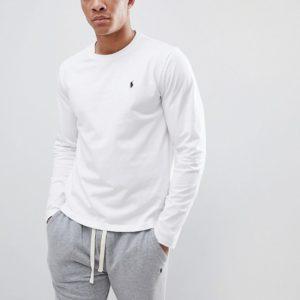 Comprar Camiseta de manga larga con cuello redondo de Polo Ralph Lauren