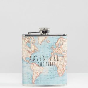 Comprar Petaca Adventure is Out There de Sass & Belle