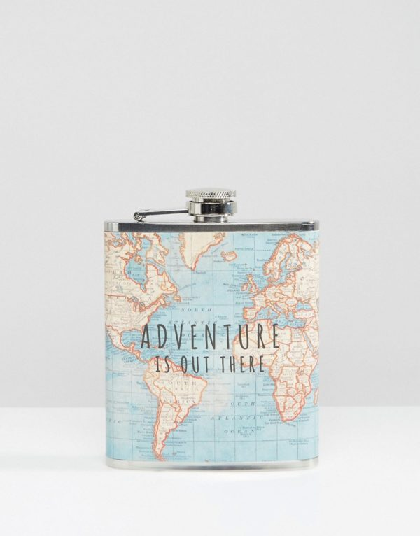 Comprar Petaca Adventure is Out There de Sass & Belle