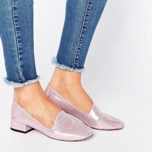 Comprar Zapatos slippers planos MANTANA de ASOS
