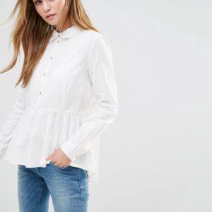 Comprar Camisa con sobrefalda de JDY