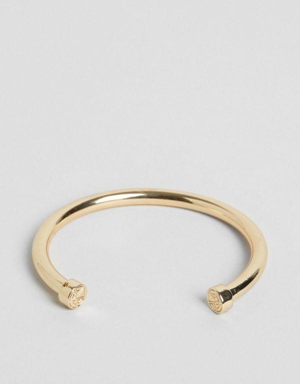 Comprar Brazalete dorado con barra de Chained & Able
