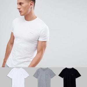 Comprar Pack de 3 camisetas confort multicolor de Diesel