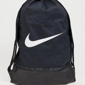 Comprar Mochila con cordón ajustable y detalle del logo en negro BA5338-010 de Nike