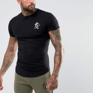 Comprar Camiseta ajustada con logo de Gym King