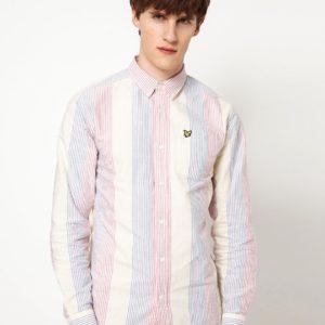 Comprar Camisa Oxford a rayas multicolor de Lyle & Scott Vintage