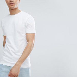 Comprar Camiseta ajustada blanca de River Island