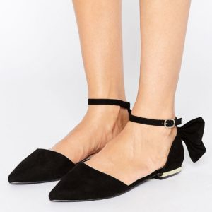 Comprar Zapatos planos con lazo Norah de Miss KG